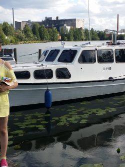Opi veneilemään 3 – laaja kurssi