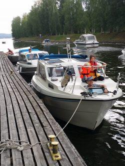 Opi veneilemään 2 – tehokurssi