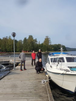 Opi veneilemään A – Avoin ryhmäopetus